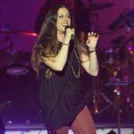 Alanis Morissette live pics!
