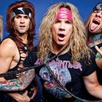 Q&A: Steel Panther's Michael Starr