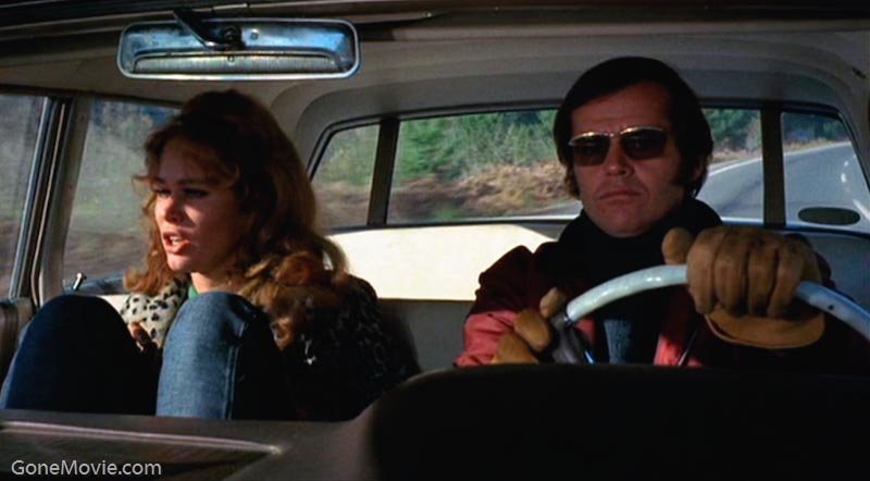 Five Easy Pieces (1970)