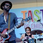 Stage Buzz - Live Shots and Live Review: Gary Clark Jr.