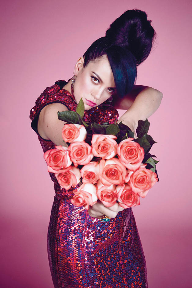 Cover Story: Lily Allen : Illinois Entertainer