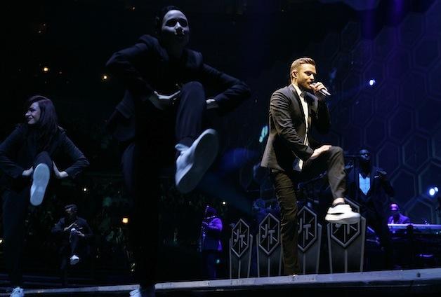 Justin Timberlake 9web