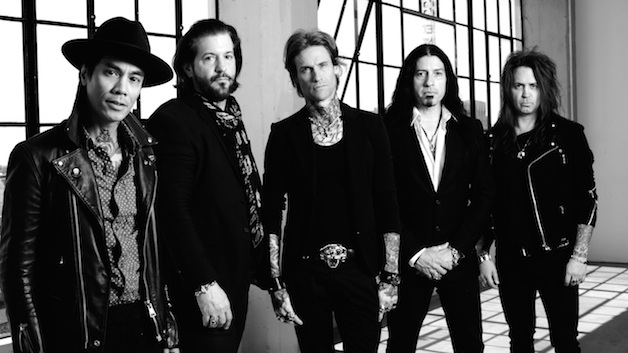 Buckcherry 1280x720