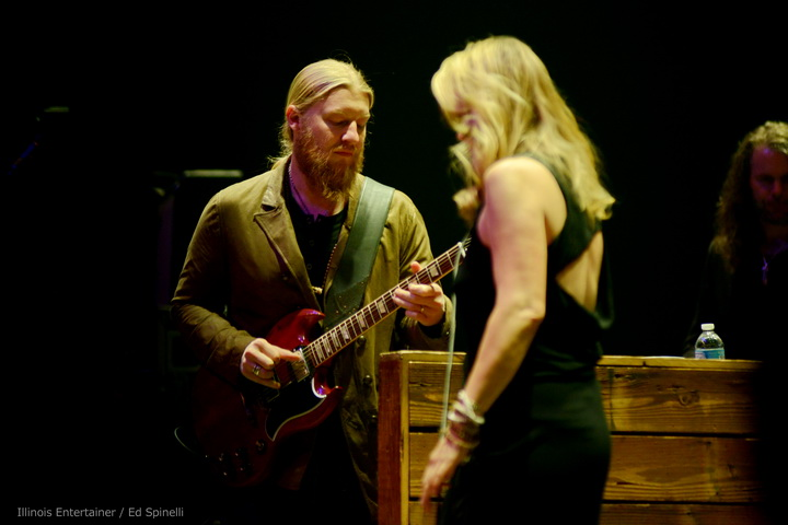Photo Gallery: Tedeschi Trucks Band @ The Chicago Theatre