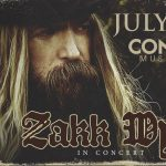 Advertiser Message: Zakk Wylde @ Concord Music Hall – July 24