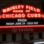 Phish @ Wrigley Field