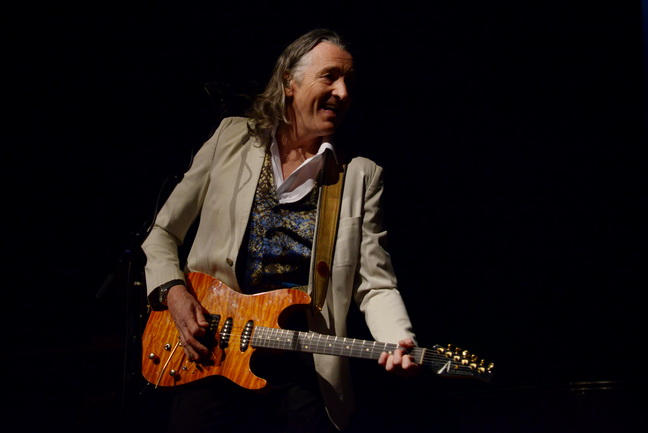Photo Gallery – Roger Hodgson at Arcada Theatre