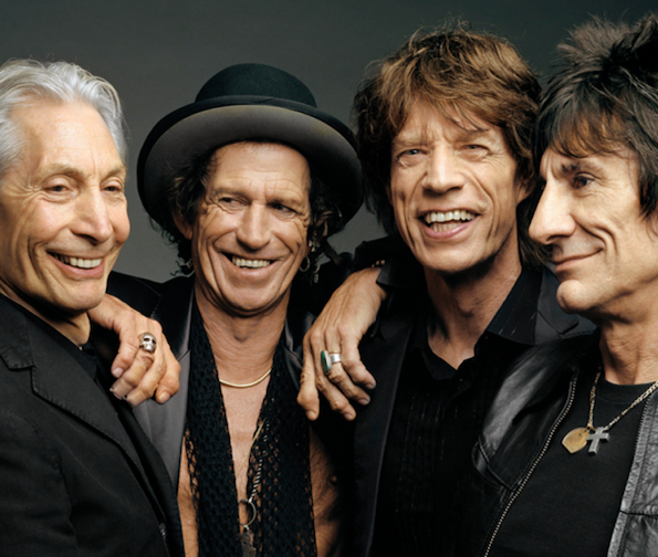"Spins: Reviewed – The Rolling Stones – ""Blue and Lonesome"""