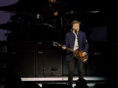Review and Gallery: Paul McCartney at Hollywood Casino Amphitheater