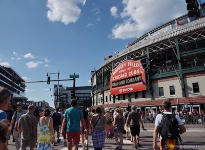 Recap and Gallery: Dead & Company at Wrigley Field