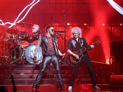 Review and Gallery: Queen and Adam Lambert at United Center