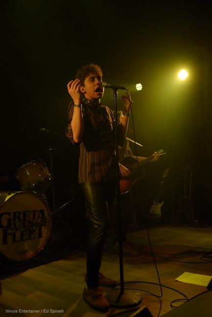 GRETA VAN FLEET 27