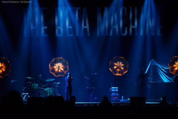 THE BETA MACHINE 02