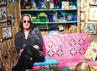 Stage Buzz: Todd Rundgren at Park West