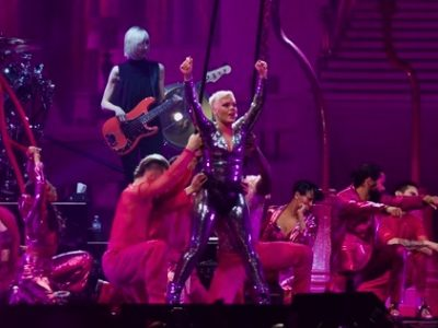 Live Review and Gallery: P!nk at United Center