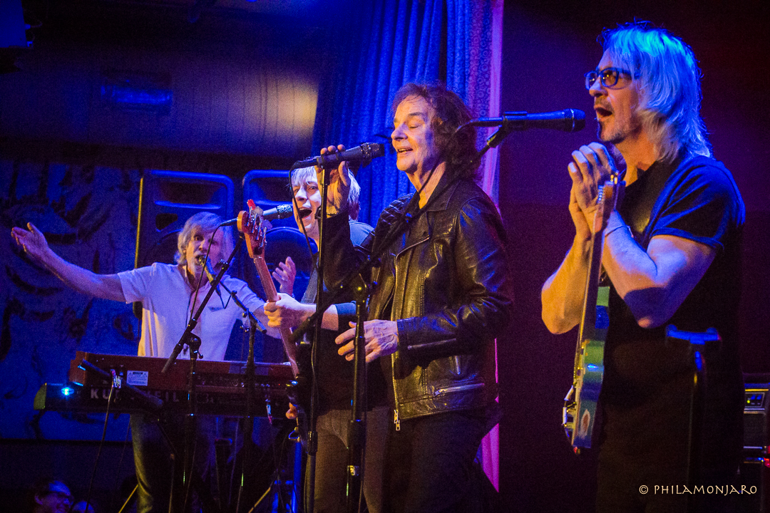 The Zombies live at City Winery Chicago
