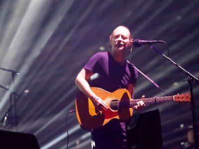 Photo Gallery and Recap: Radiohead at United Center