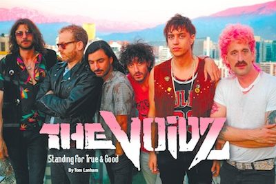 Cover Story: The Voidz
