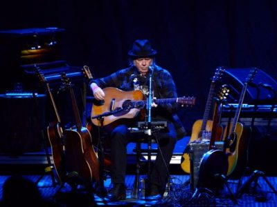 Photo Gallery: Neil Young at Riverside Theater