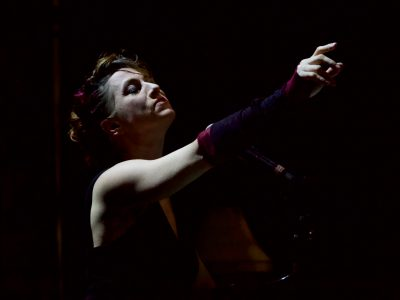 Photo Gallery: Amanda Palmer at The Chicago Theatre