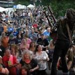 Stage Buzz: Tribute Island Music Festival, Kenosha, WI