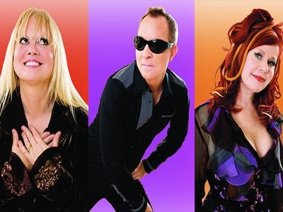Cover Story: The B-52s