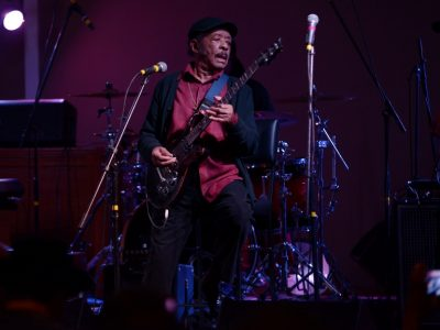 Stage Buzz: Hey Nonny's Winter Blues Summit [with added Photo Gallery]