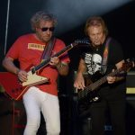 Stage Buzz: Photo Gallery • Sammy Hagar and The Circle • RiverEdge Park