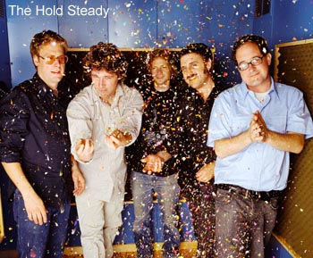 The Hold Steady interview