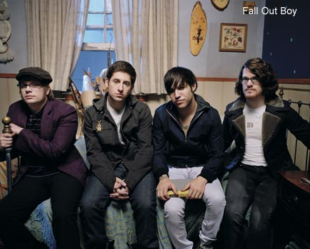 Cover Story: Fall Out Boy