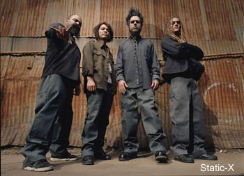 Static-X Interview