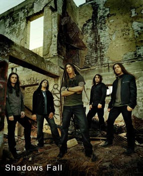 Shadows Fall interview