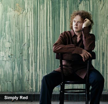 Simply Red interview