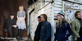 The Rosebuds/Clientele preview