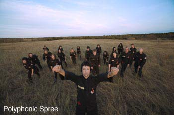 The Polyphonic Spree interview