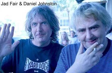Daniel Johnston preview