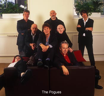 Cover Story: The Pogues