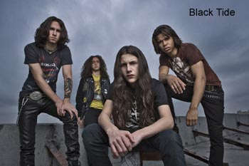 Black Tide interview