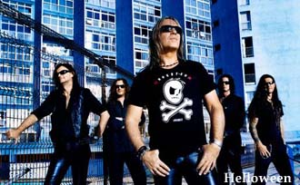 Helloween, Gamma Ray preview