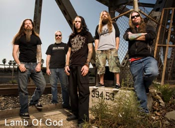 Lamb Of God interview