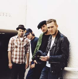 Gaslight Anthem preview