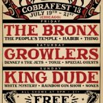 Stage Buzz: Cobrafest 2013
