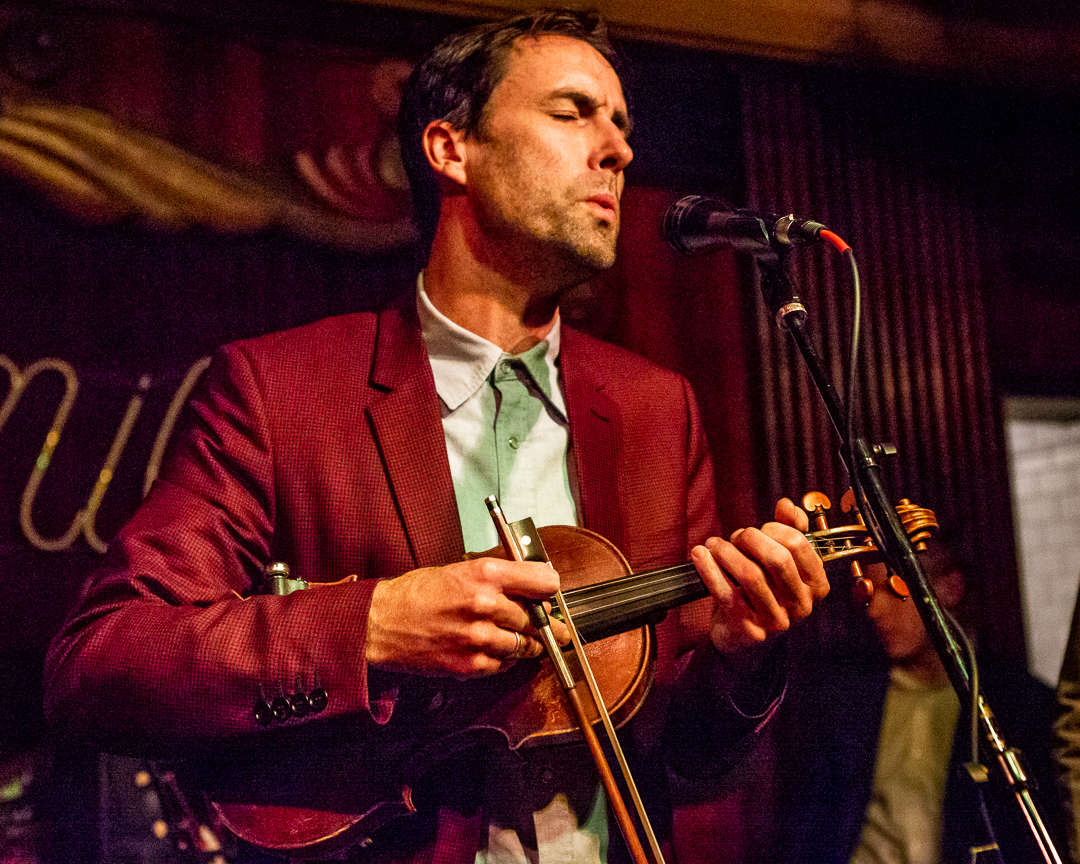 Andrew Bird live at The Green Mill in Chicago