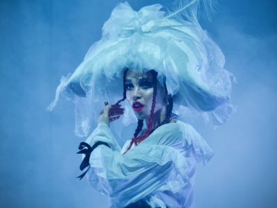 Photo Gallery: FKA Twigs at The Riviera Theatre