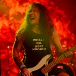 Hello My Name Is…Steve Harris from Iron Maiden and British Lion [with Photo Gallery from The Forge of Joliet]