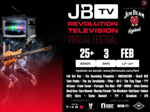JBTV ROTATOR